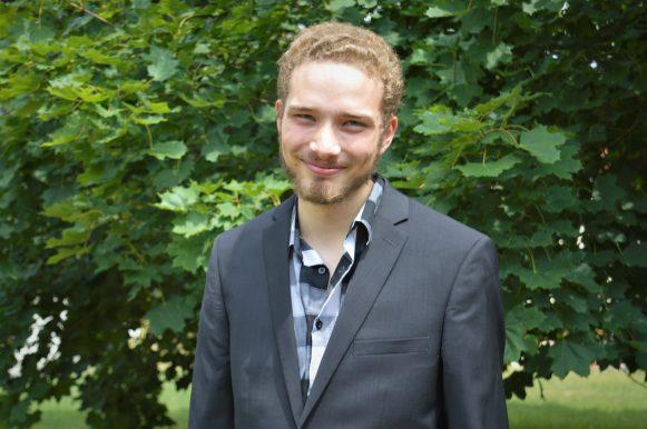 Porträt von Johannes Bauer