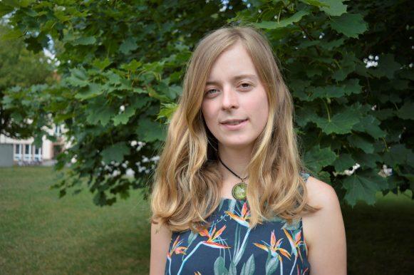 Porträt von Vivian Schünemann