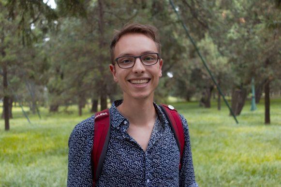 Porträt von Linus Walter