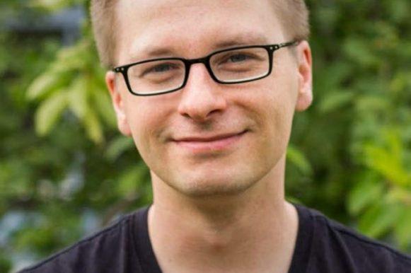 Porträt von Tobias Eichhorn