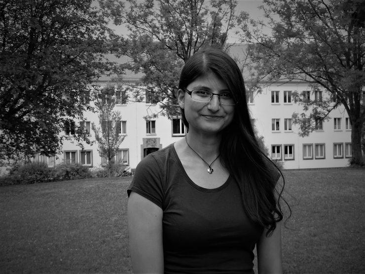 Unsere Sprecherin - Anita Katheras