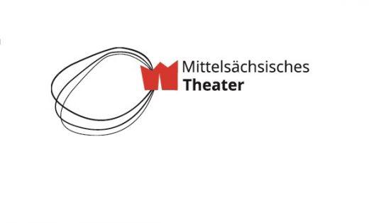 Mittelsächsisches Theater - Logo