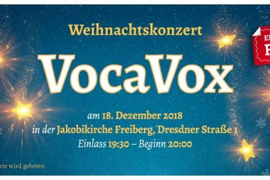 VocaVox-Weihnachtskonzert