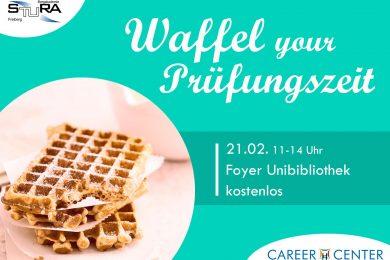 Waffel your Prüfungszeit