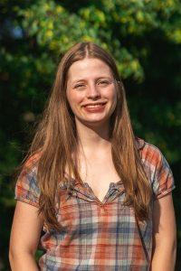 Portrait von Julia Richter