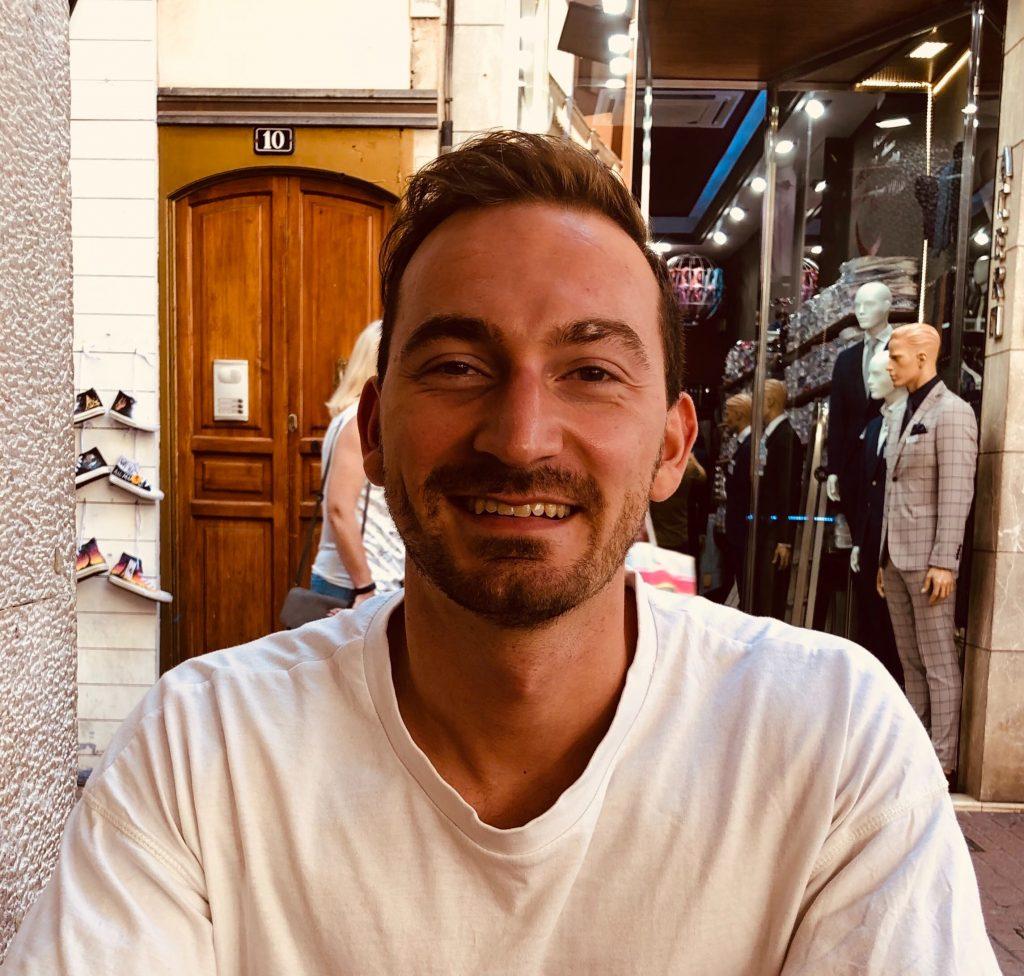 Porträt von Jörn Neuert